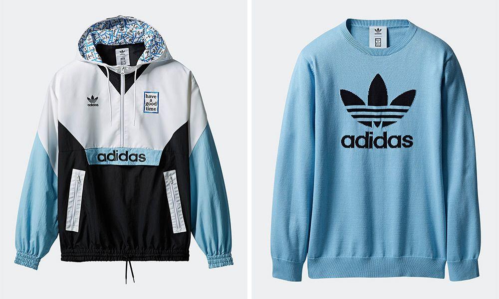 Neu adidas Originals & have a good time Unveil SS19 Collab  Schlussverkauf