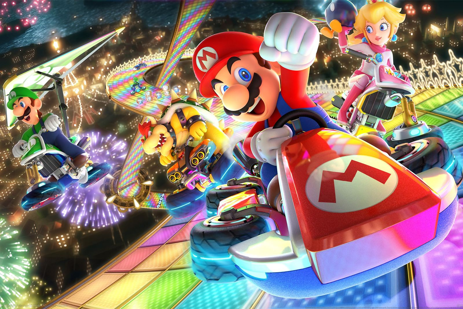 mario kart mobile game Mario Kart Tour nintendo