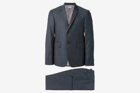 Stock Twill Suiting Suit