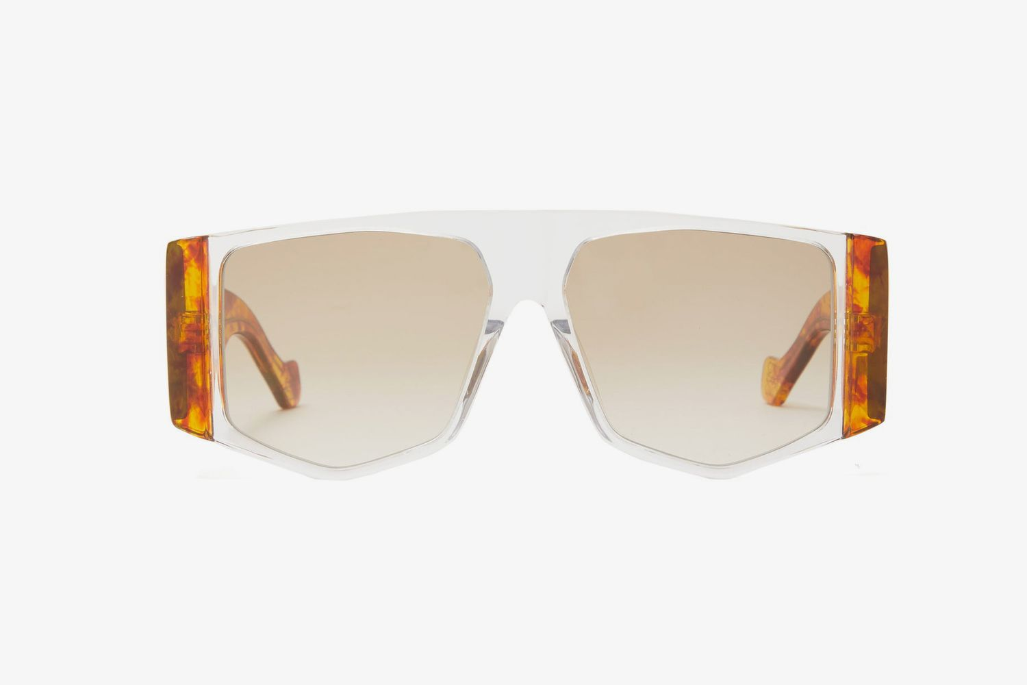 Masque Acetate Sunglasses