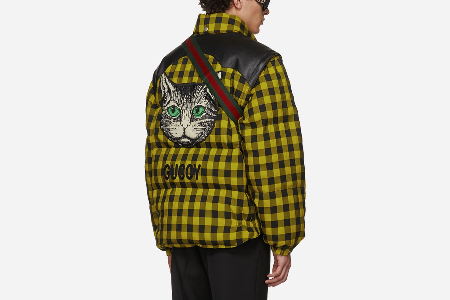 Down 'Guccy' Jacket