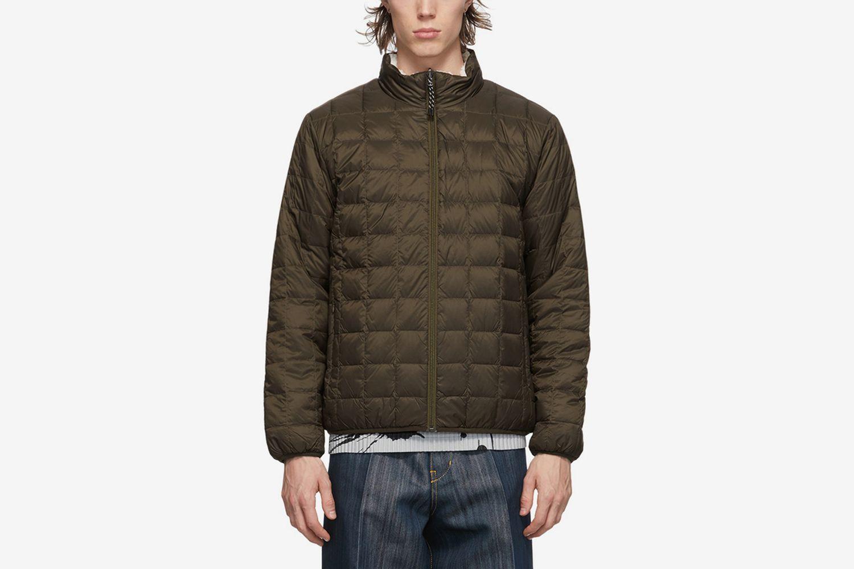 Reversible Puffer Mountain Jacket