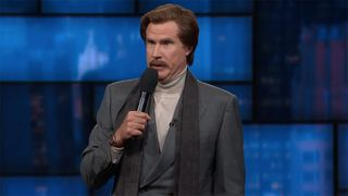 Ron Burgundy's Stand-Up Comedy Debut: Watch It Here
