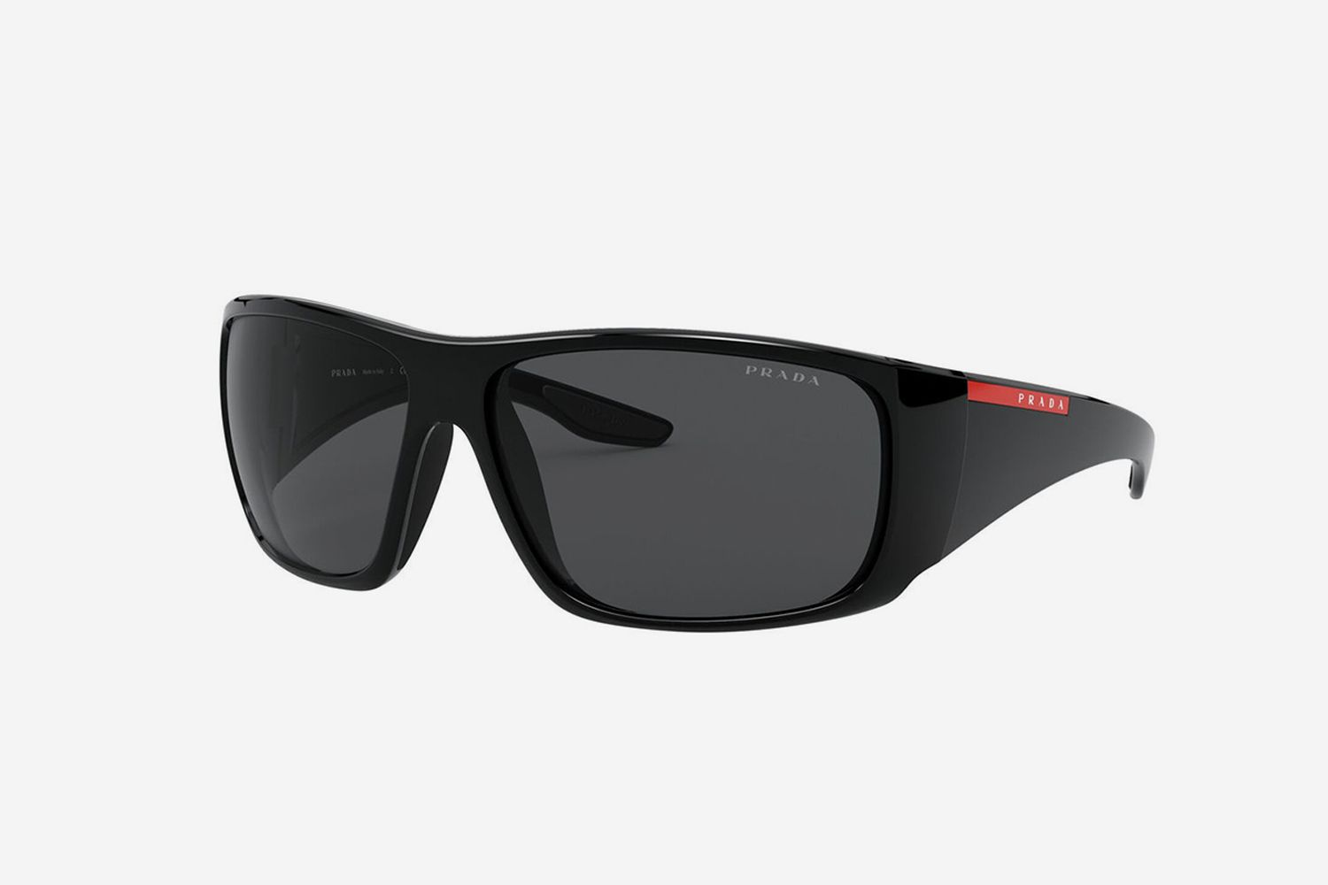 Mirrored Wide Square Propionate Sunglasses