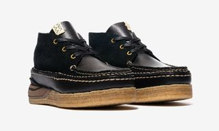 You Can Now Shop visvim's Luxe New SS19 Footwear
