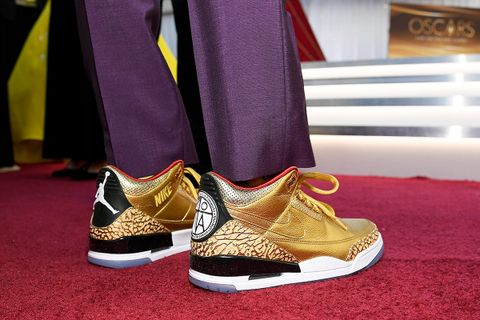 59720c096a6104 Spike Lee Has Been Killing the Red Carpet Sneaker Game For Years — Here Are  His 10 Best Moments