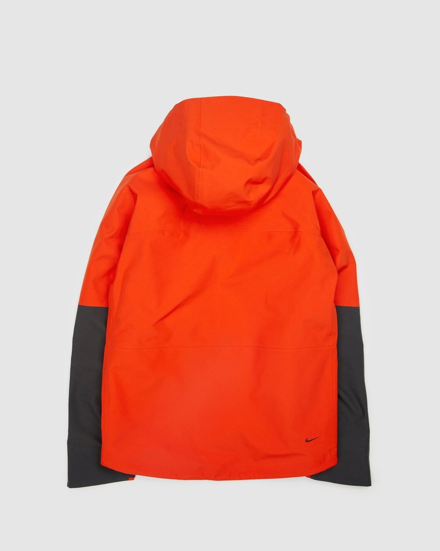 "Nike ACG Gore-Tex ""Misery Ridge"" - Orange - Women's Jacket - Image 2"