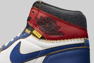 948c9579bf2ddb Nike. Nike. Nike. Nike. Previous Next. Jordan Brand s collaboration with  Chris Gibbs of Union LA ...