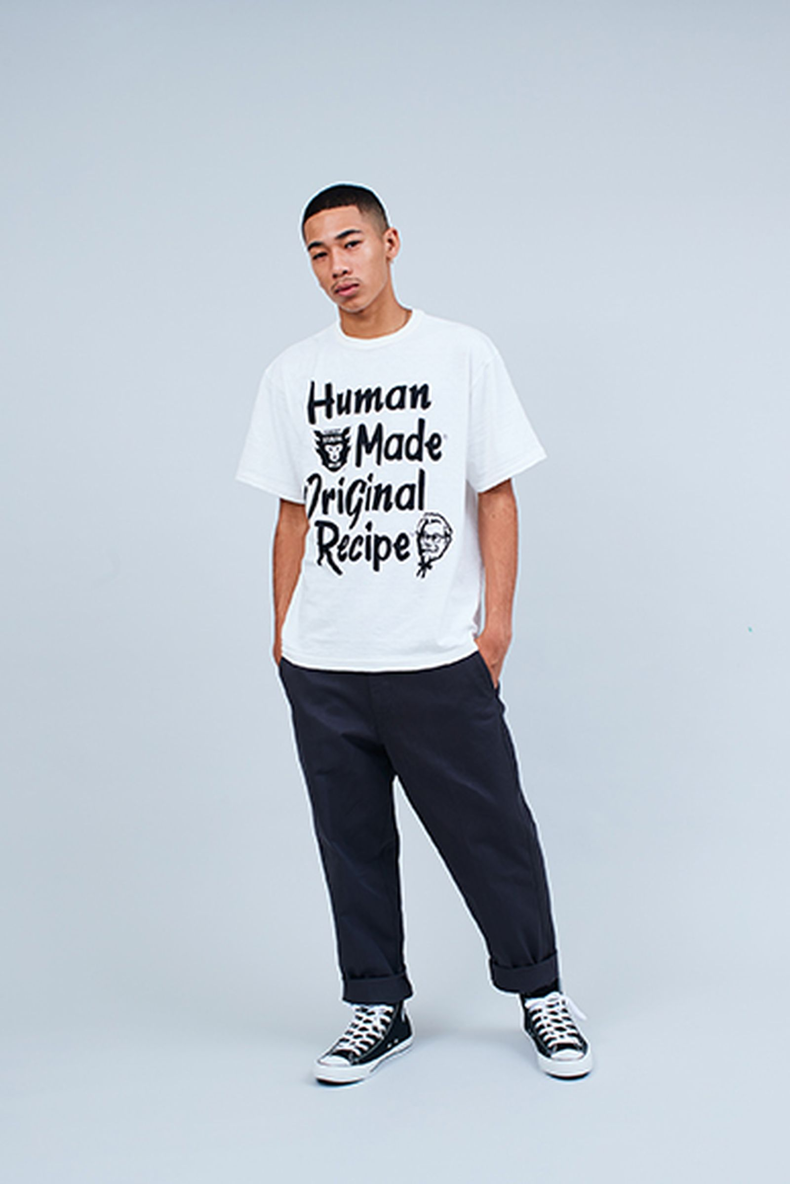 human made kfc capsule nigo