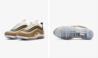 Nike's Packaging-Inspired Air Max 97 Features an Oversized Shipping Label