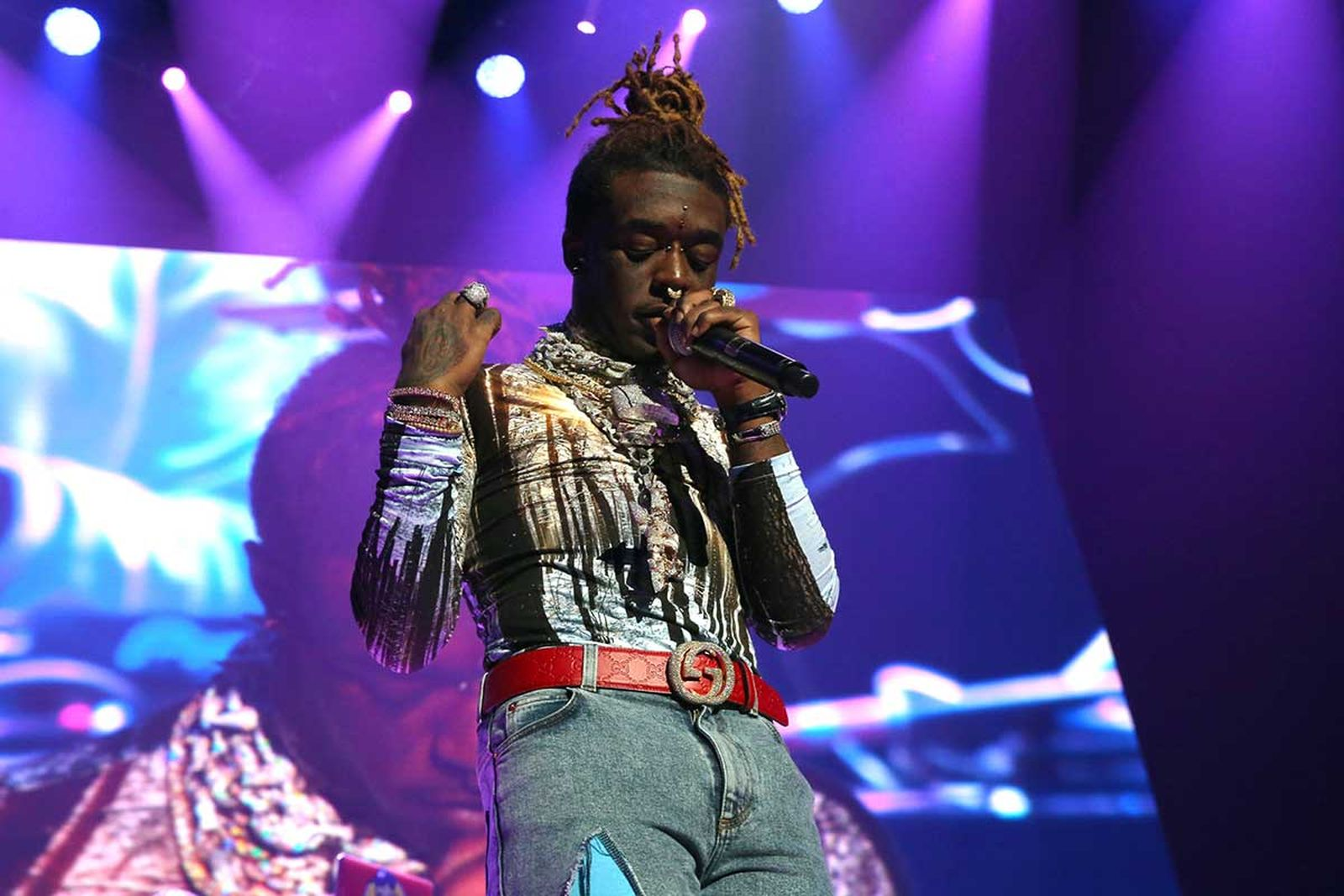 Lil Uzi Vert Responds To Plagiarism Claim On That Way Cover Art A collection of the top 36 lil uzi vert wallpapers and backgrounds available for download for free. lil uzi vert responds to plagiarism