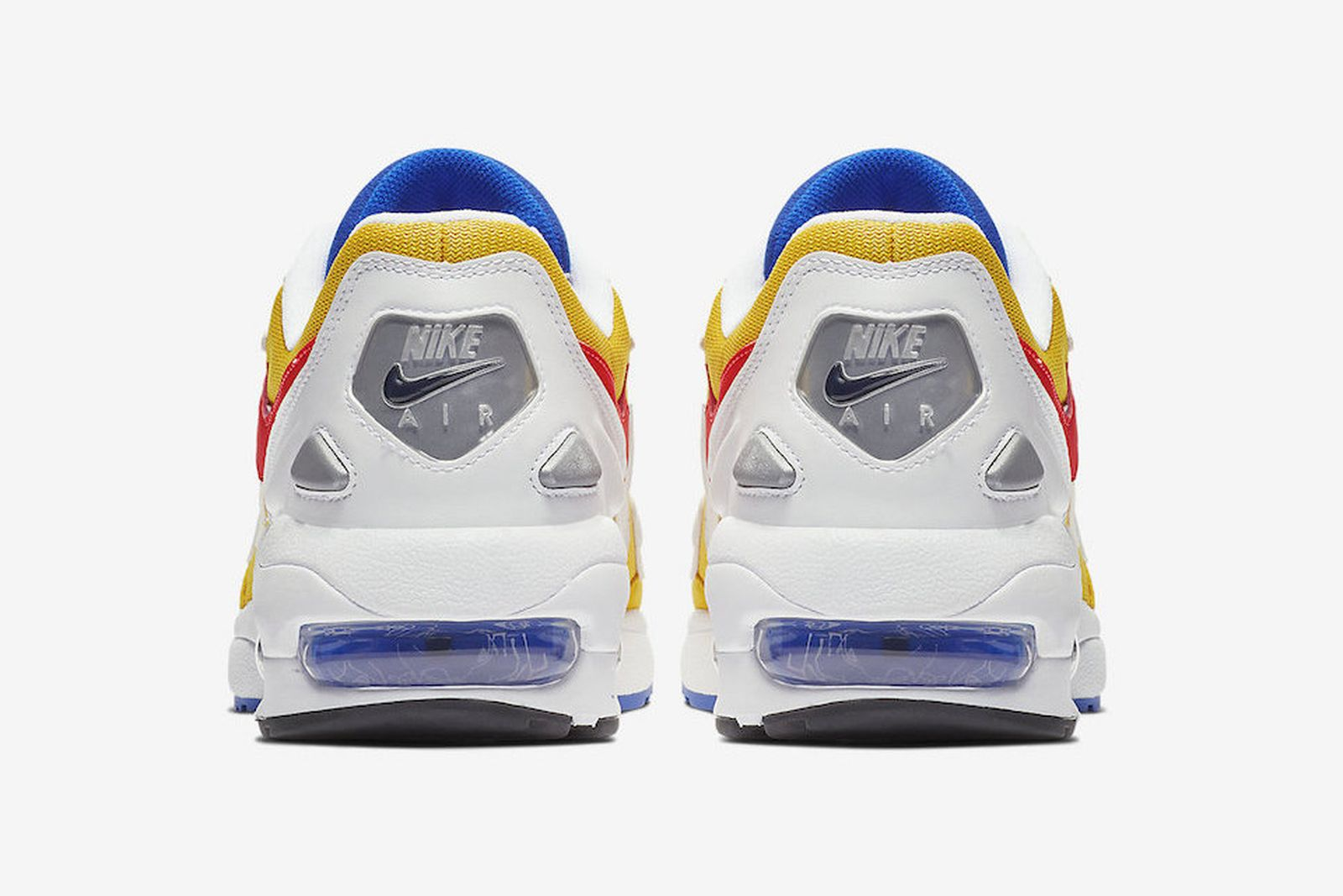 nike air max2 light university gold release date price