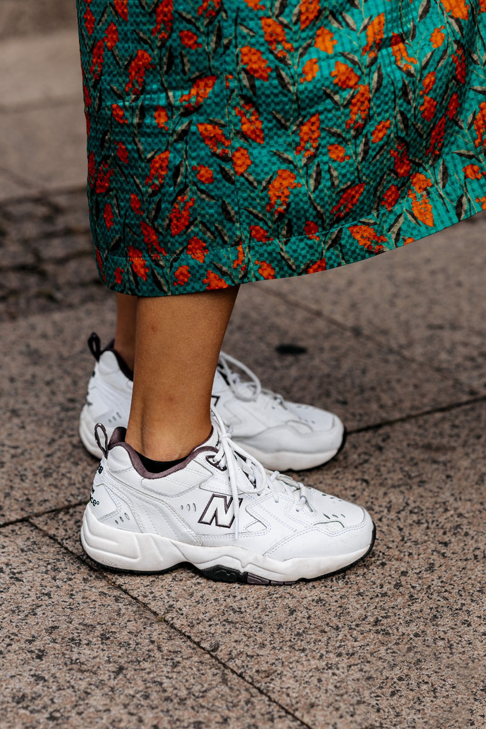 MSS20 Copenhagen StreetStyle Sneakers 02 Copenhagen Fashion Week SS20 New Balance adida