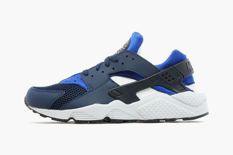 "hot sale online 110be b5716 Nike and the UK s JD Sports have linked to provide an exclusive release for  this new ""Blue"" take on the Air Huarache. The popular silhouette has here  been ..."