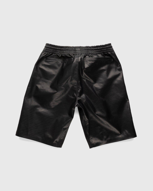 Highsnobiety x Butcherei Lindinger – Shorts Black - Image 2