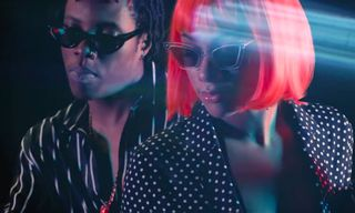 """Roy Woods Takes a Trip to Space in His Video for """"Something New"""""""