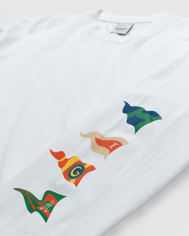 Highsnobiety – Flags Longsleeve White - Image 3
