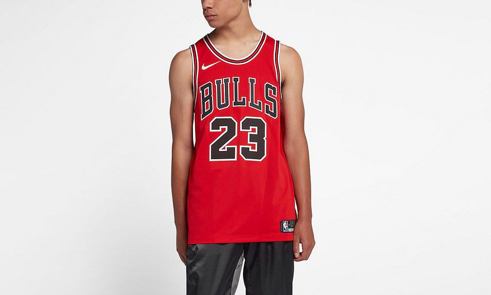 Preorder Nike's New Michael Jordan Icon Jersey Here