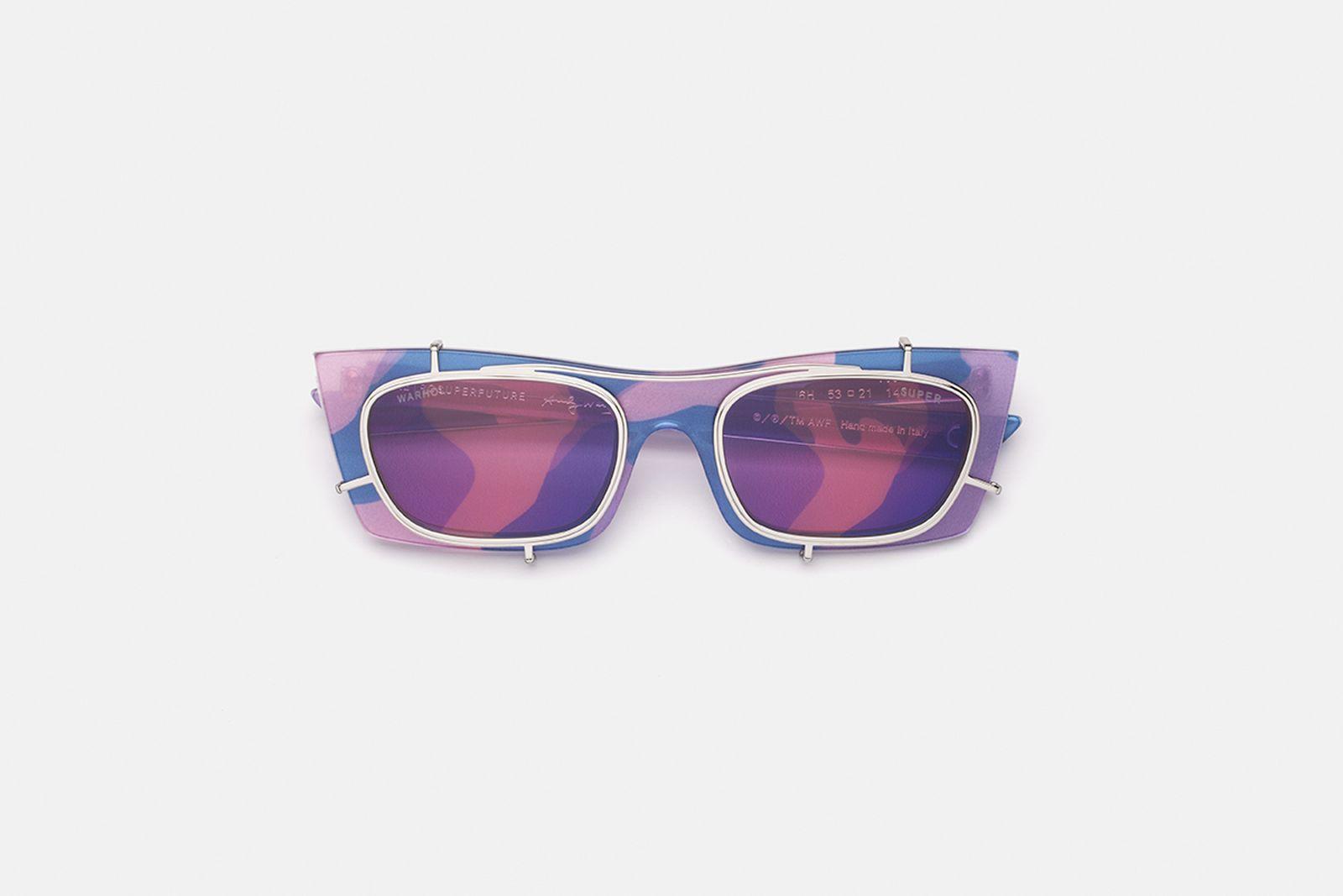 retrosuperfuture andy warhol sunglasses