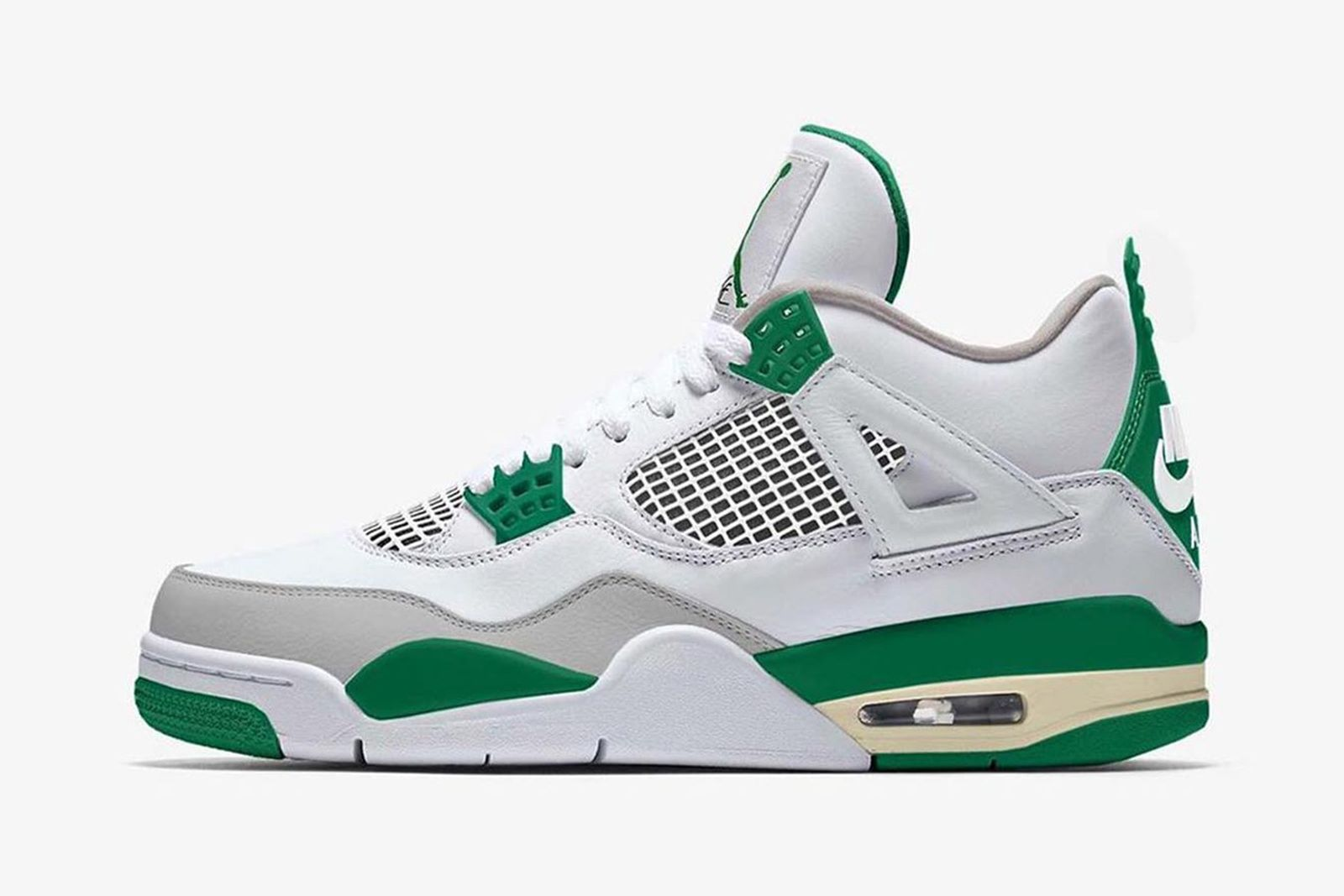 Nike Air Jordan 4 Pine Green: Rumored Release Information