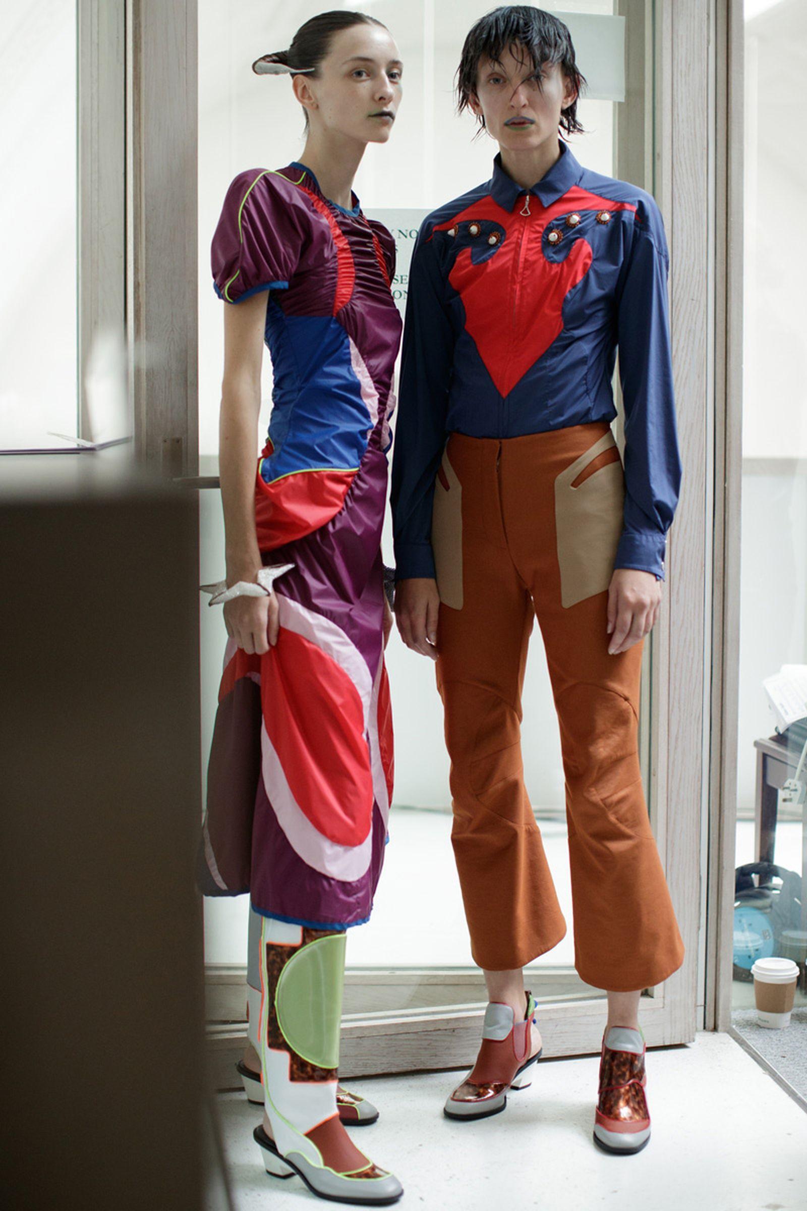 kiko kostadinov london fashion week1