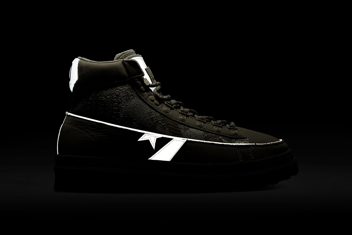 Paria Farzaneh Gives the Converse Pro Leather a Rugged Makeover 21