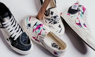 Vans' New Tropical Pack Will Have You Planning Your Next Vacation