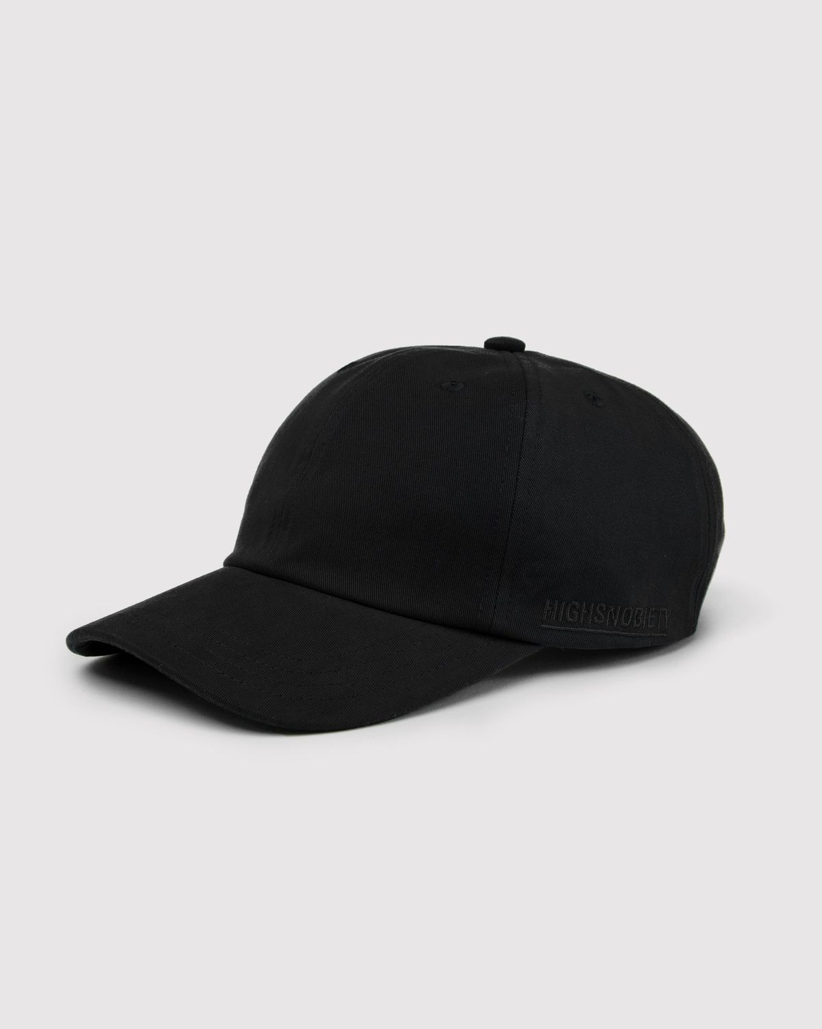 Highsnobiety Staples - Cap Black - Image 1
