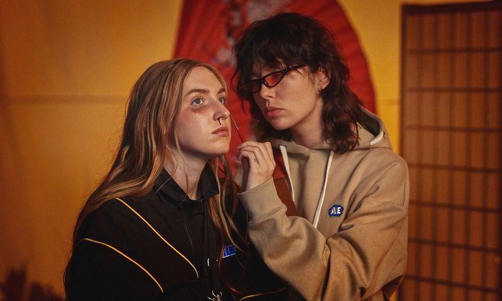 ader error fw 19 film in fashion campaign video