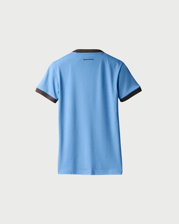 Adidas x Wales Bonner - Tee Light Blue - Image 2