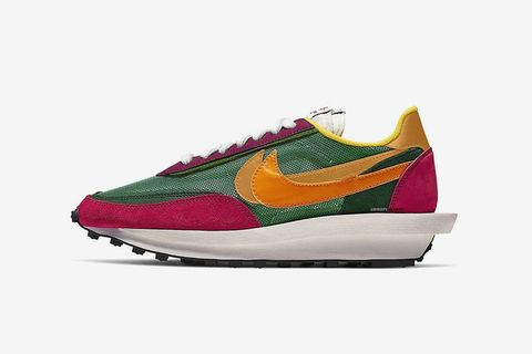 sacai x Nike LDV Waffle Daybreak New Colorway: First Look