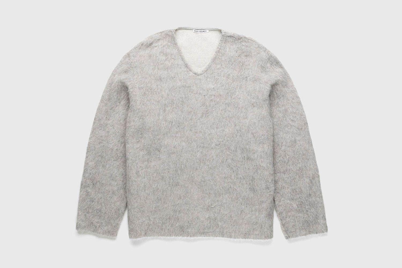 Double Lock Alpaca Sweater