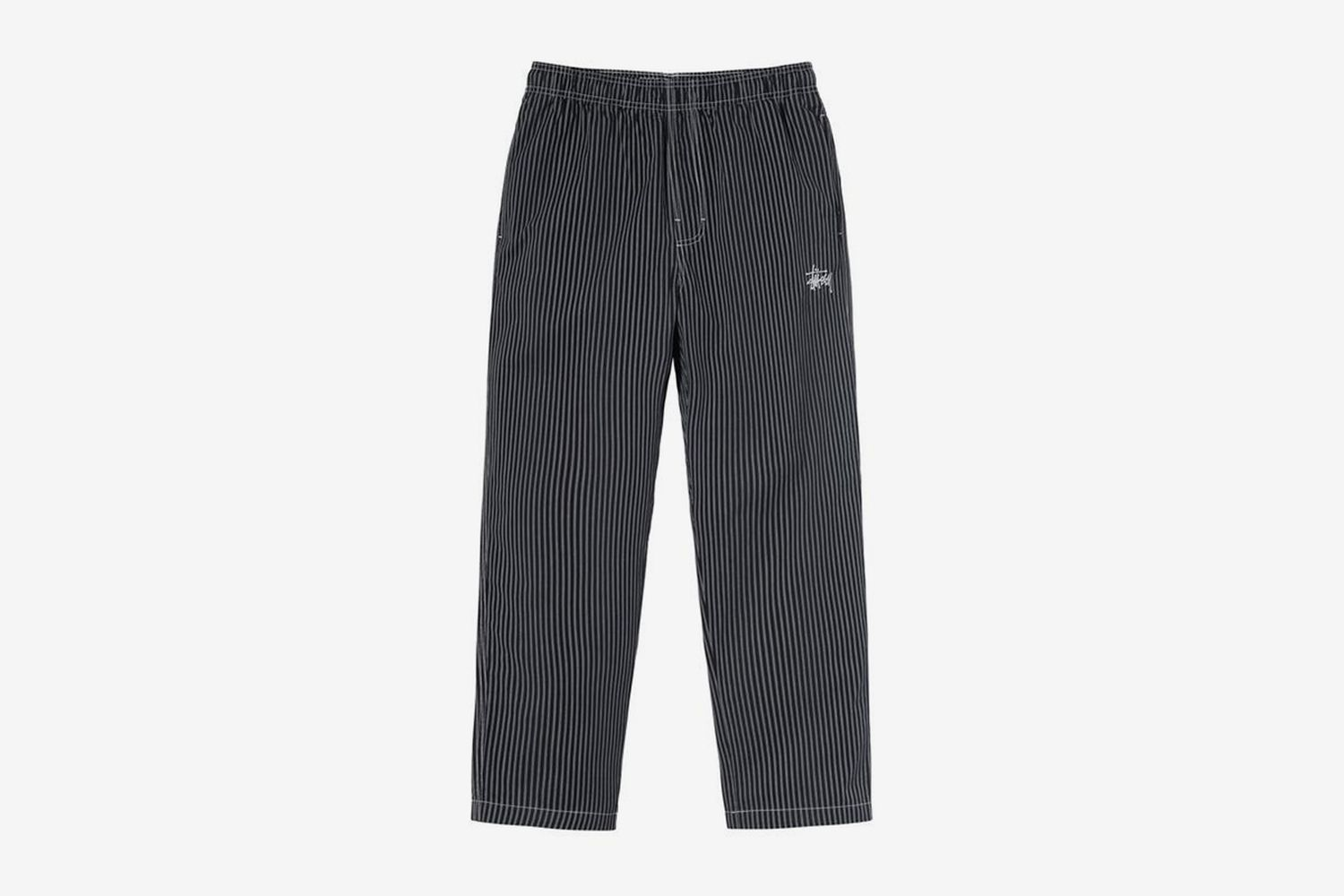 Brushed Cotton Relaxed Pant