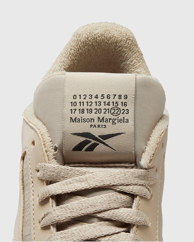 Maison Margiela x Reebok — Classic Leather Tabi Natural - Image 6