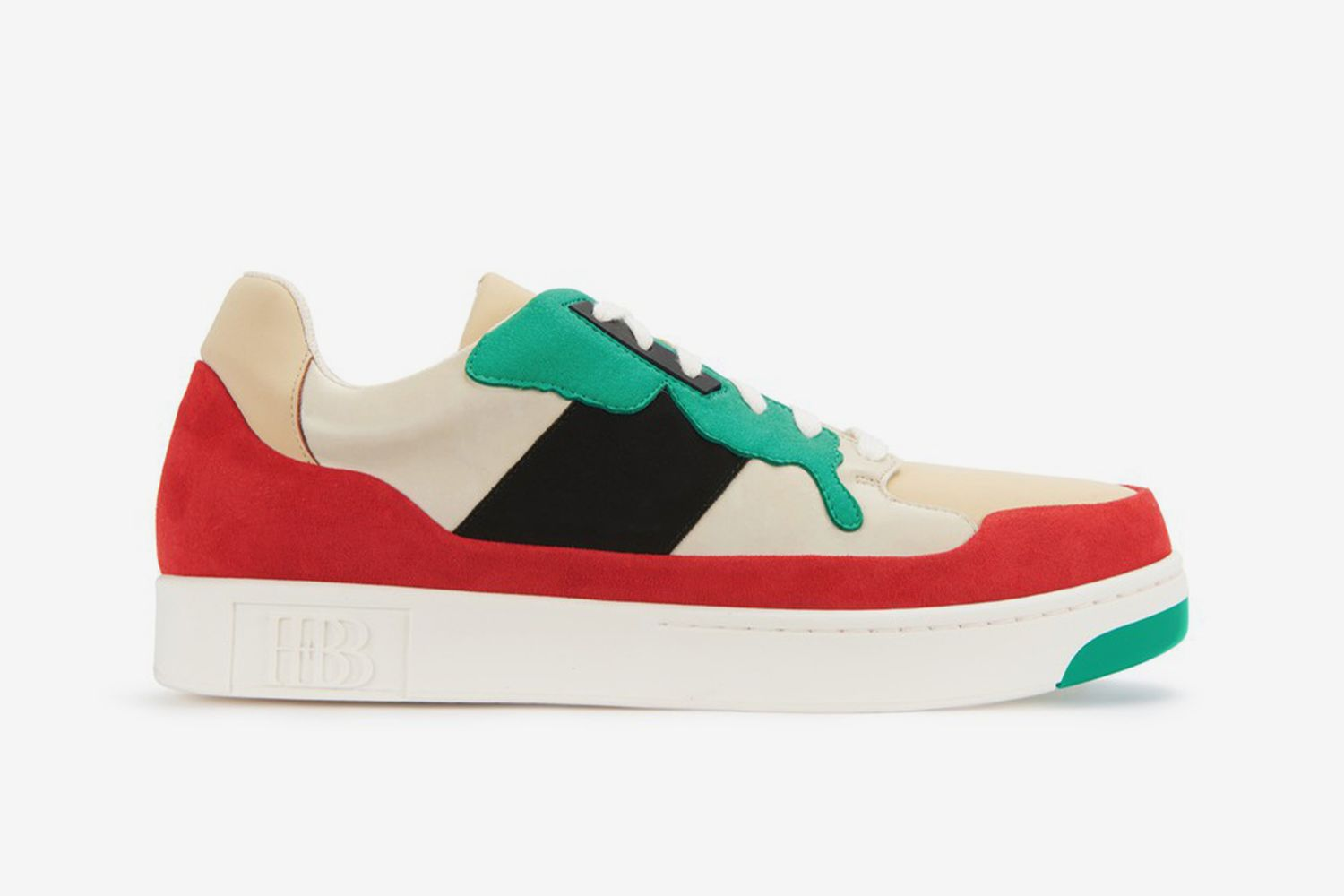 Swallowtail Low Peacock Sneakers