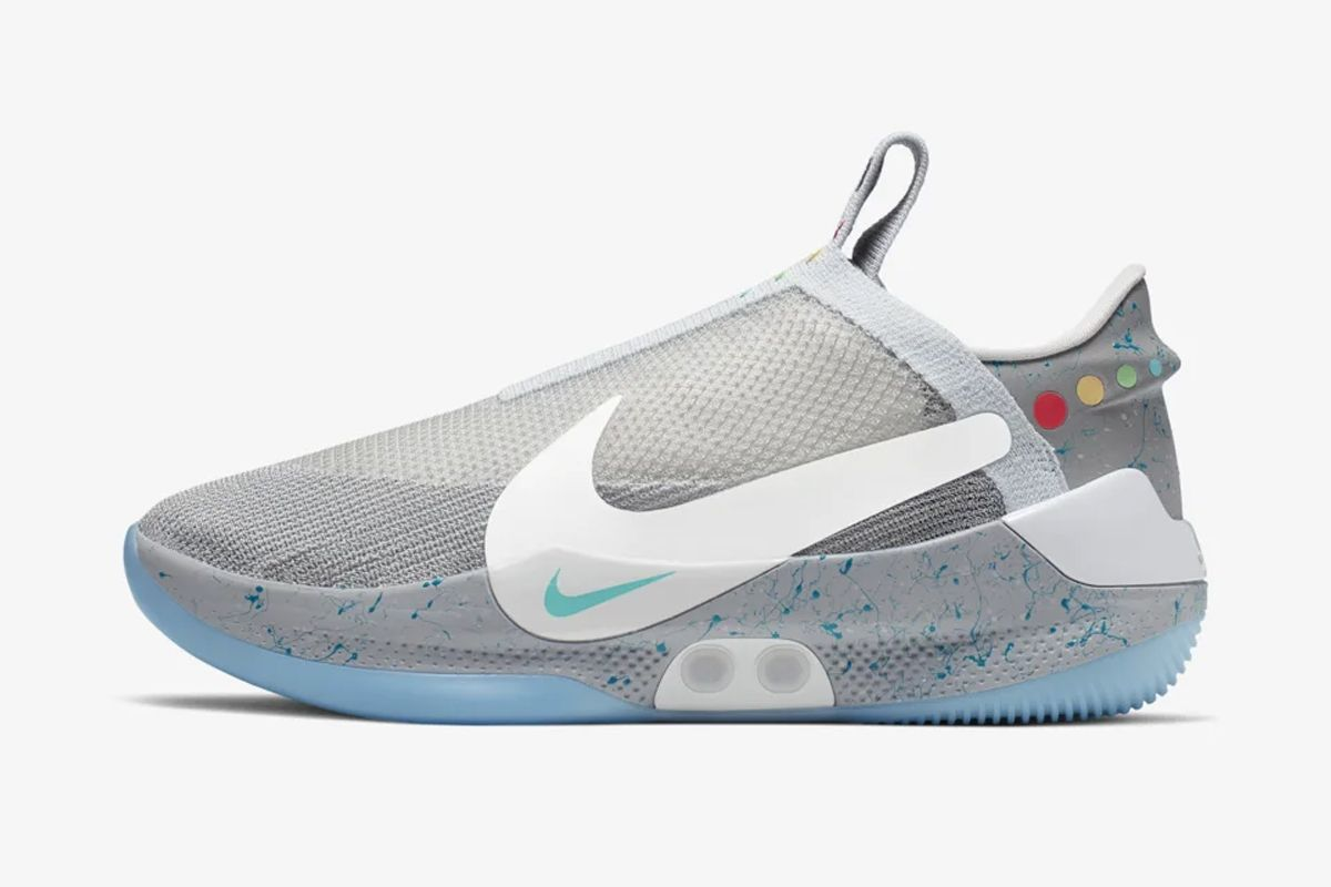 Nike's Adapt BB Goes Back to the Future With Mag Makeover