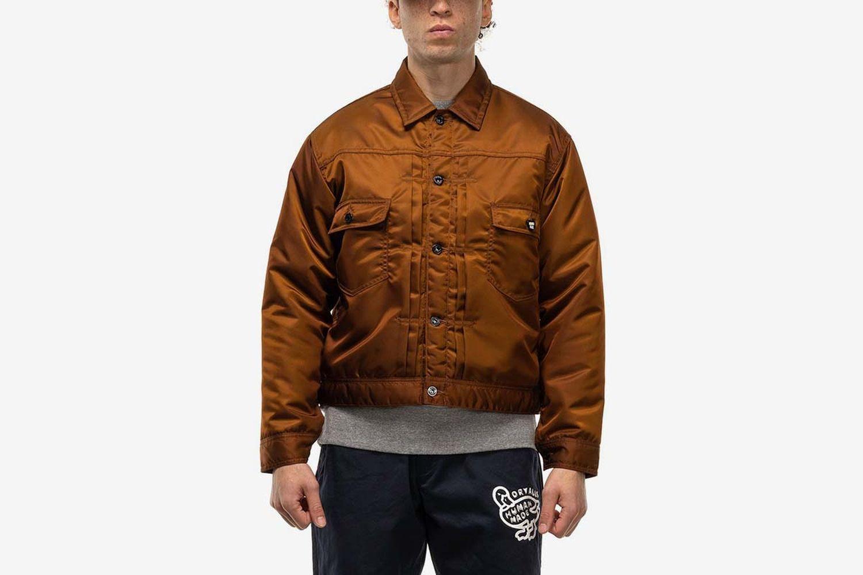 Padded Work Jacket