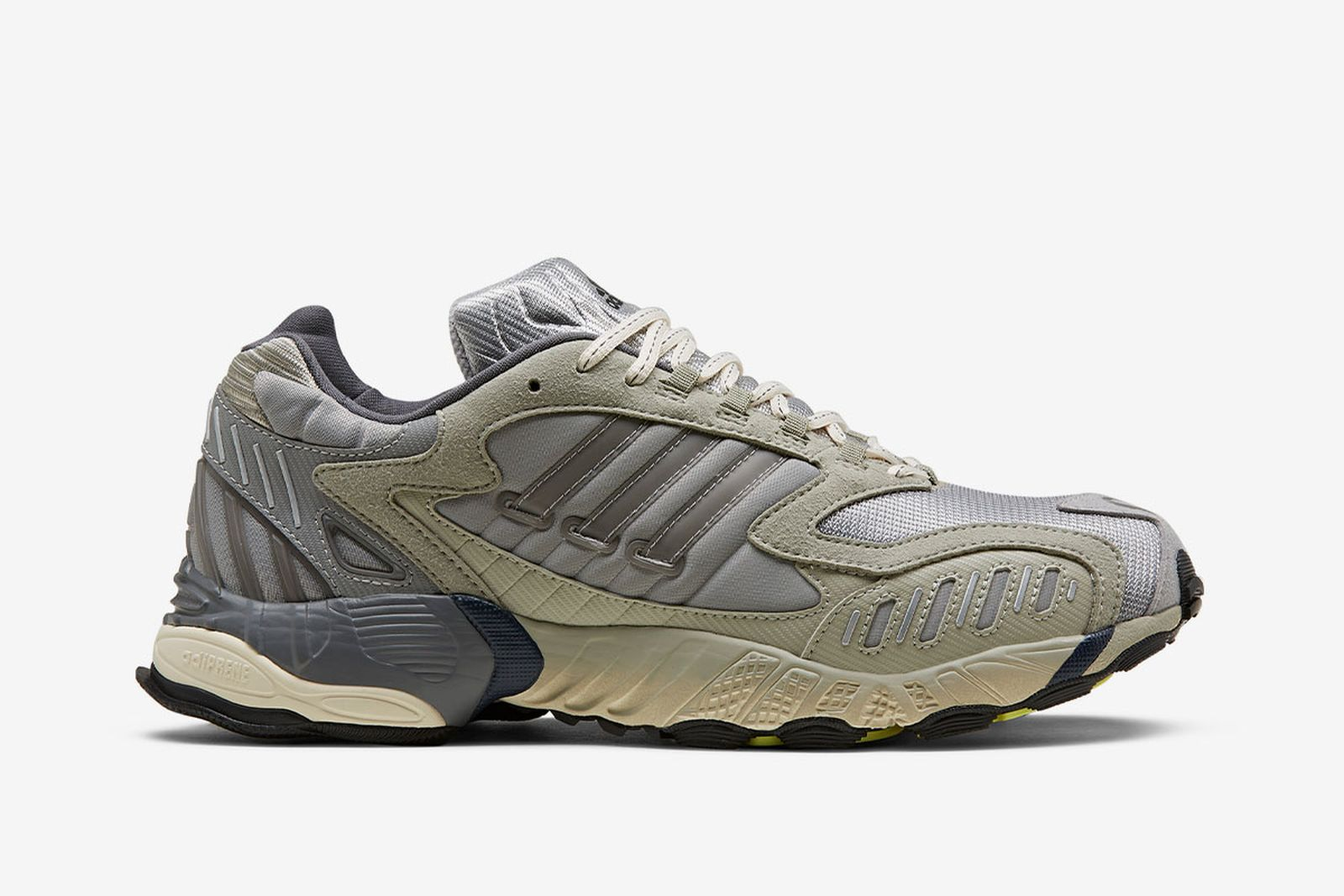 norse projects x adidas Torsion TRDC grey