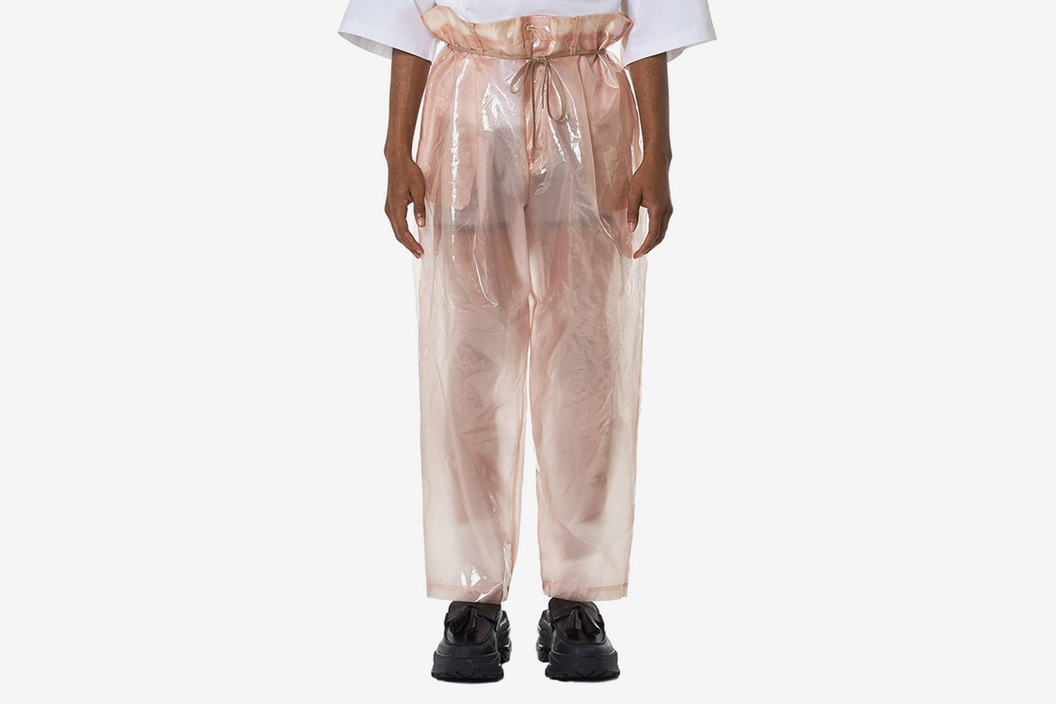 Transparent Trousers