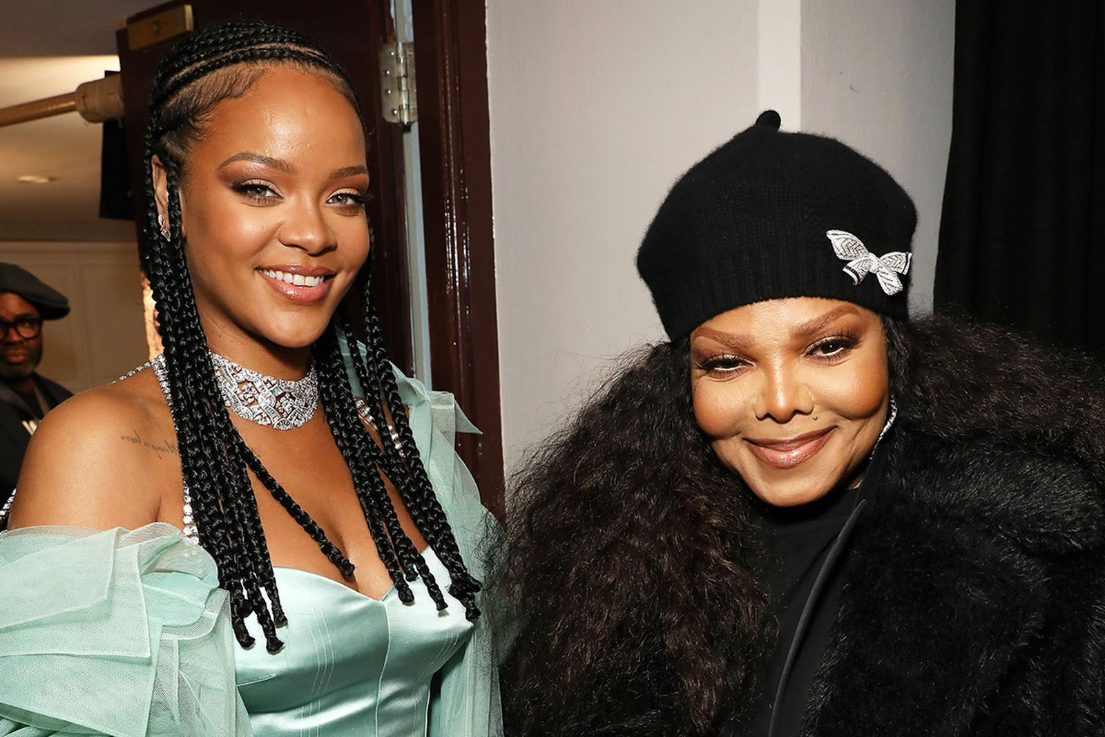 Rihanna Janet Jackson British Fashion Awards 2019