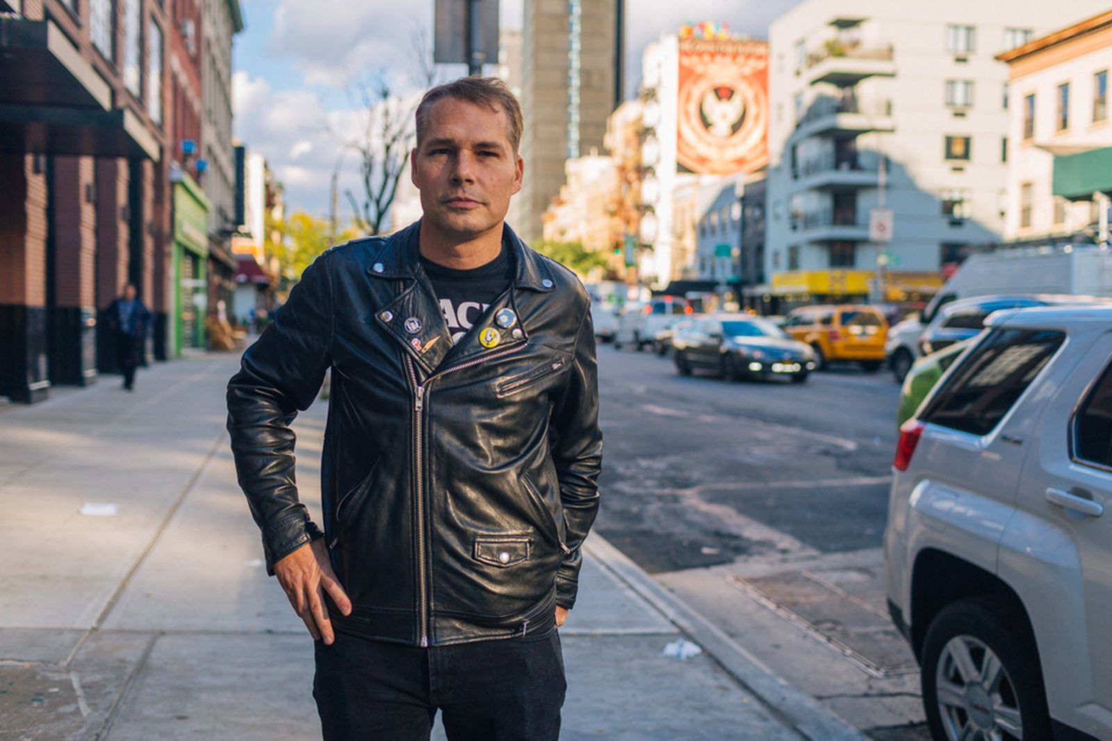 shepard fairey obey interview OBEY Clothing