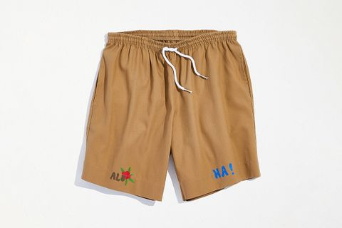Alo And Ha Short