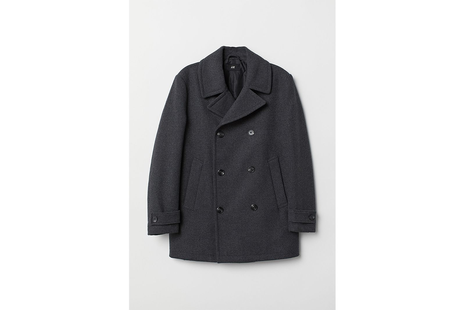 HM Pea Coat Gift Guide h&m holiday