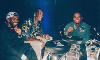 "THEY. & Wiz Khalifa Team up on Smooth New Single ""What I Know Now"""