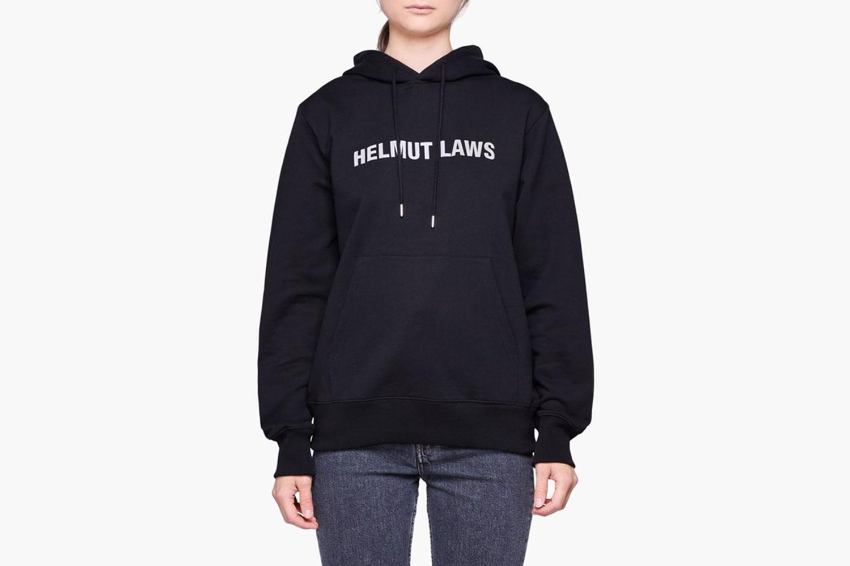Helmut Laws Hoodie