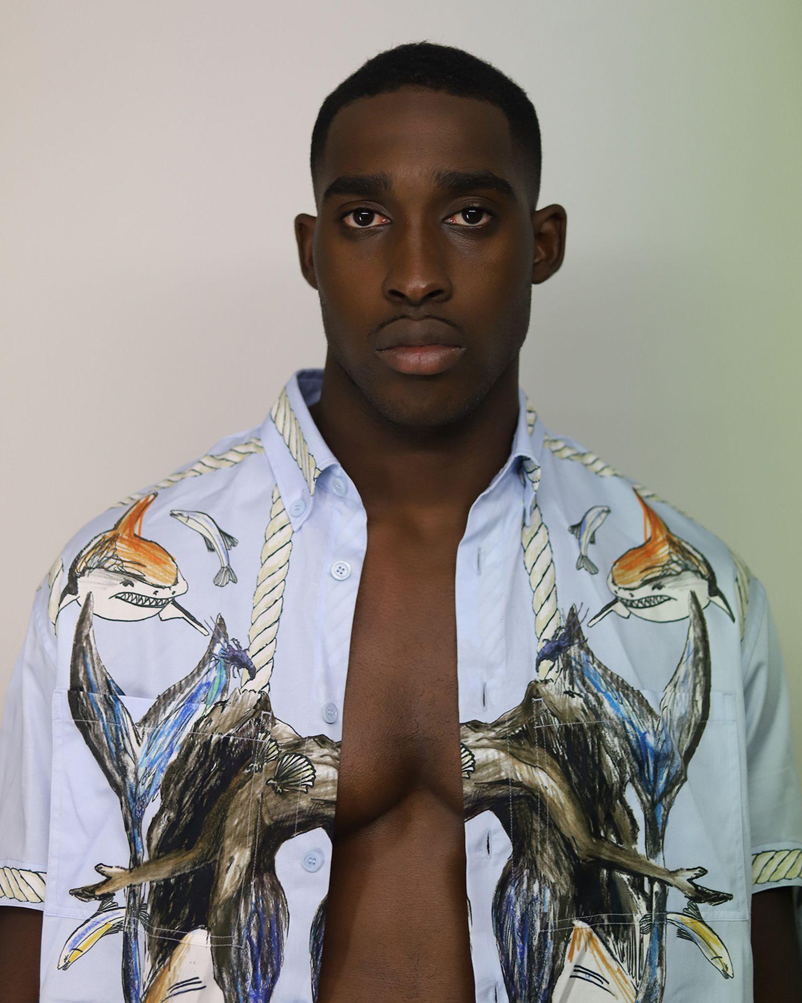 oversize shirt BURBERRY