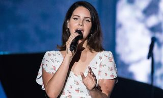 Lana Del Rey Debuts Pair of Country Songs at Ally Coalition Benefit Concert