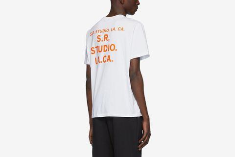 Unlimited Single Logo Basic T-Shirt