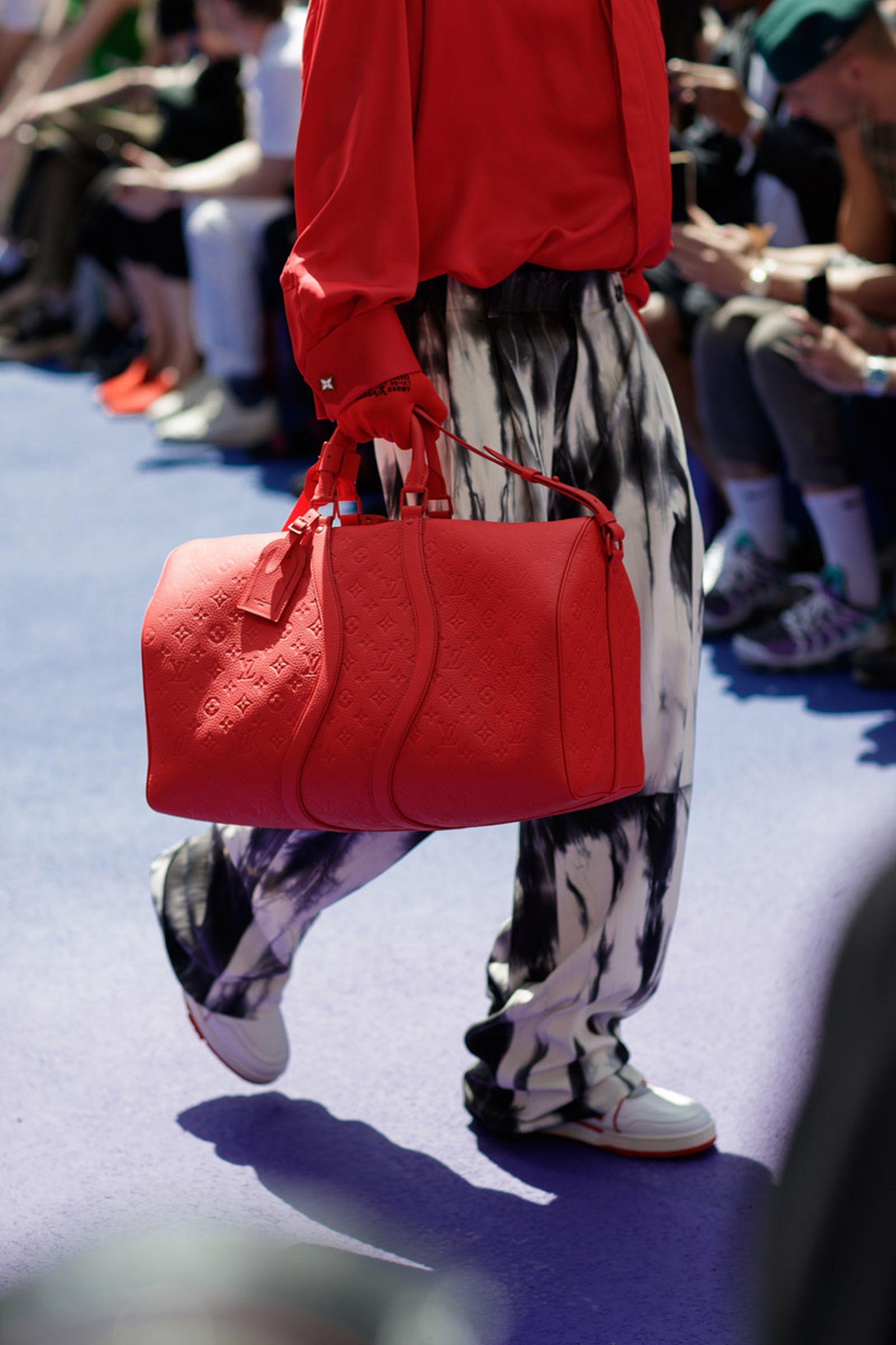 virgil abloh louis vuitton collection review runway