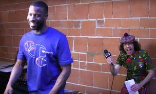 Jay Rock Talks Early Kendrick Lamar, Top Dawg & More with Nardwuar